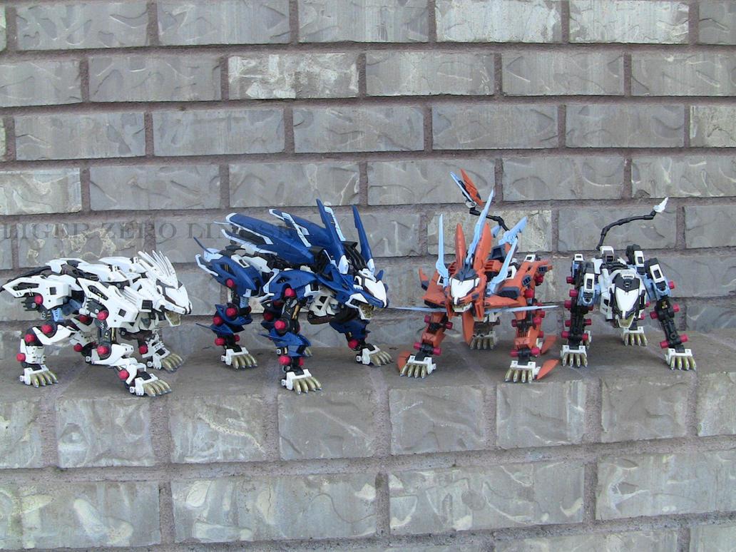 HMM Liger Zero Squad xD by LigerZeroLindsey