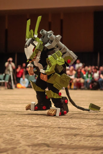 Panzer in the Cosplay Contest at Sakura Con 2013-2 by LigerZeroLindsey