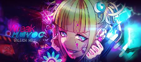 Wreak Havoc - Unleash Hell by KuroBanirin