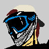 1337 Pixel Icon