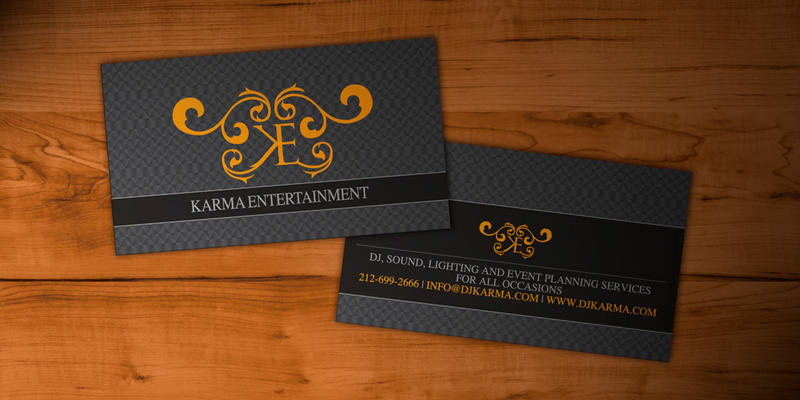 Karma Entertainment by MolefaceNZ
