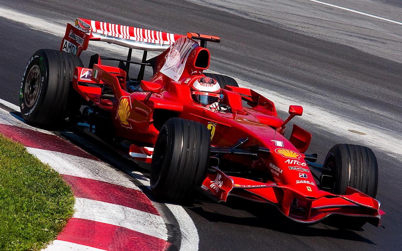 F108r07 - Kimi Raikkonen by Calzinger