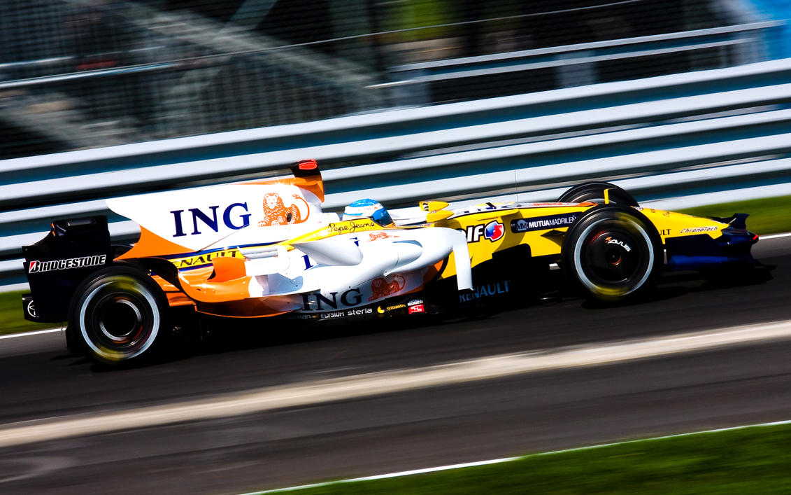 F108r07 - Fernando Alonso by Calzinger