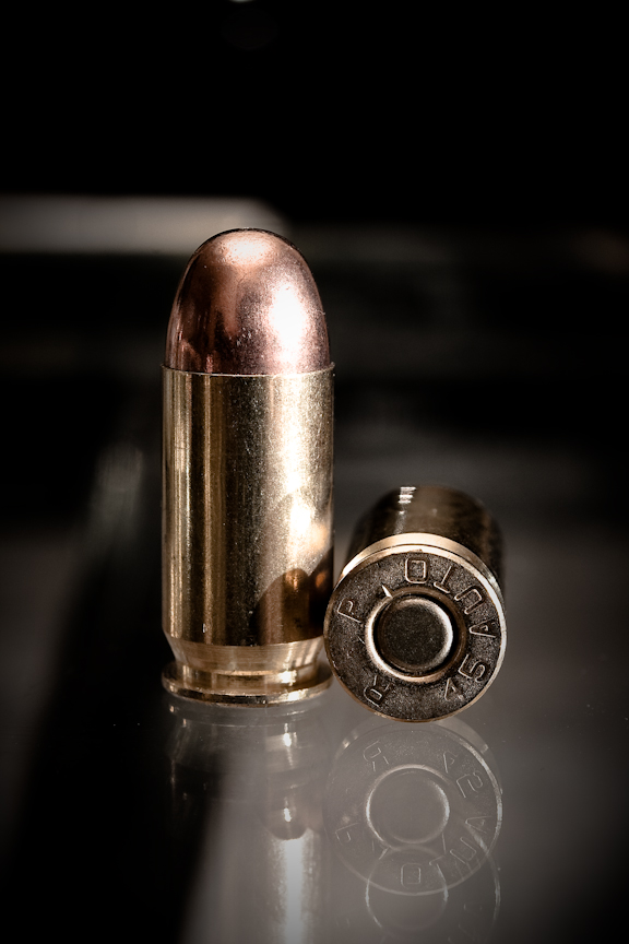.45 ACP by Calzinger