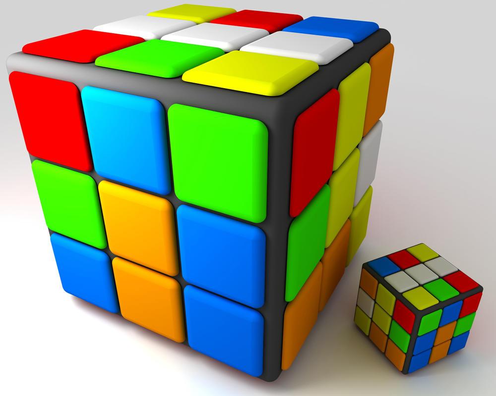 Rubix GI by Calzinger