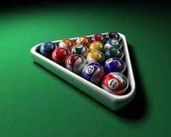 The Trinity of Pool GI by Calzinger