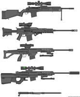 WSW Sniper System