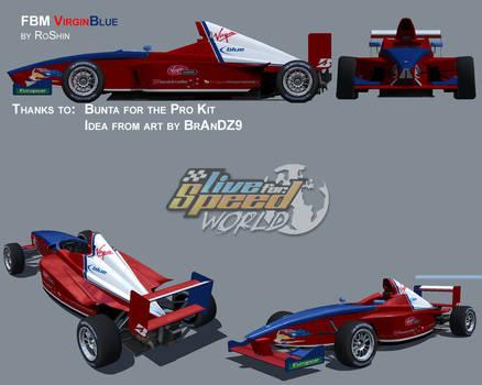 Formula BMW - VirginBlue