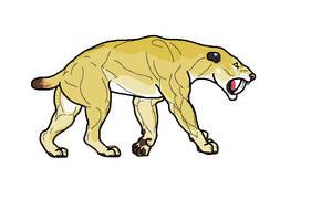 lion colored S-Populator(paint)