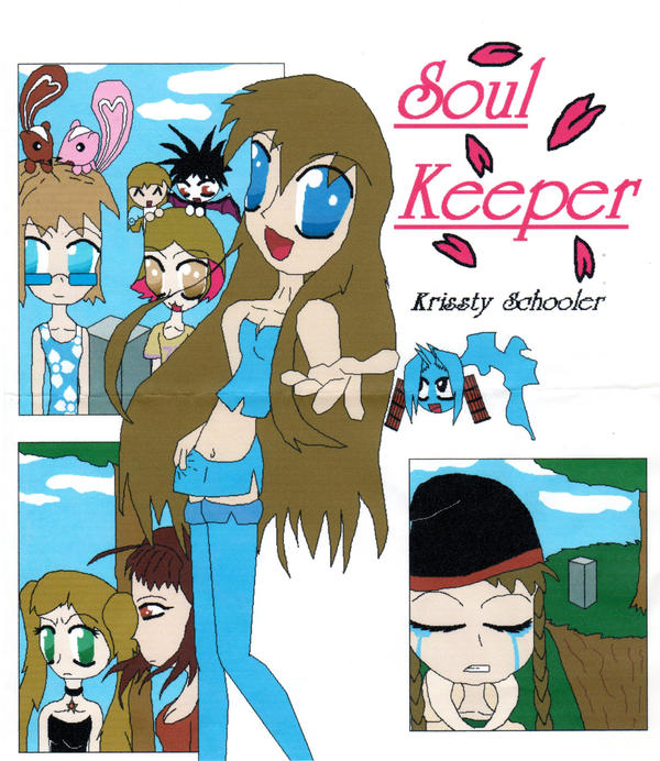 Thesoulkeeper: Soul Keeper Cover By Krissty10 On DeviantArt
