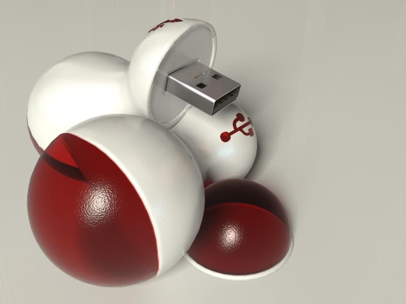 USBalls by zeravla