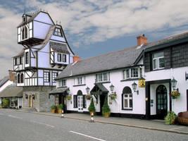Ye Olde Inn by zeravla