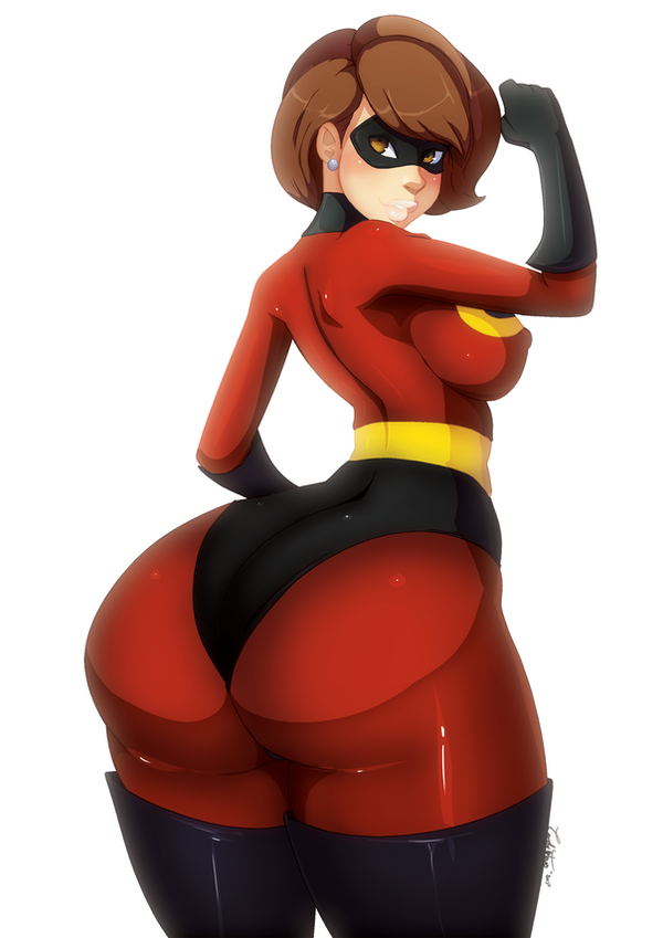 Mrs.Incredible by Ladycandy2011