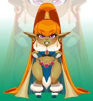 Goblin Princess by Ladycandy2011