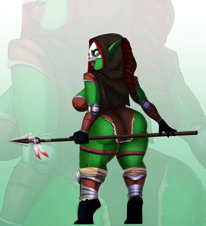 [C] Goblin Booty by Ladycandy2011