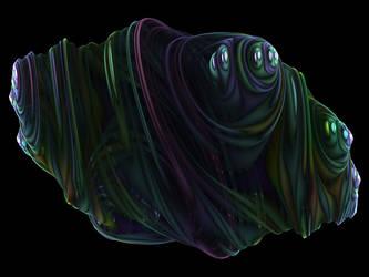Shell Plasma Bubble