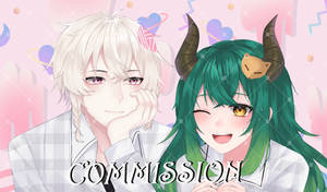 Comm For Haroko Katsura (in FB)