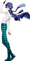 Naoto Shirogane - Persona 4 by reanimatoin