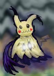 The false pikachu