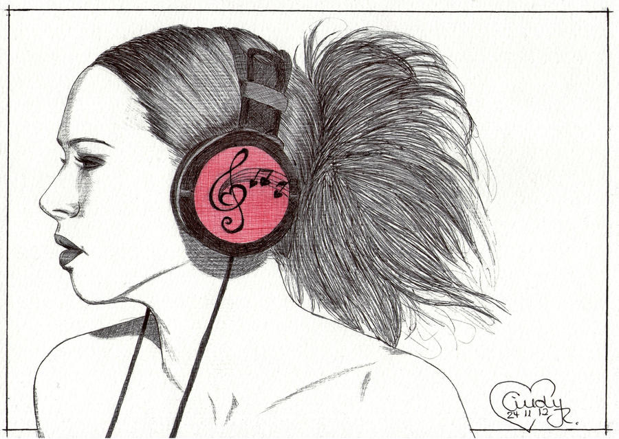 Music-Love by Cindy-R