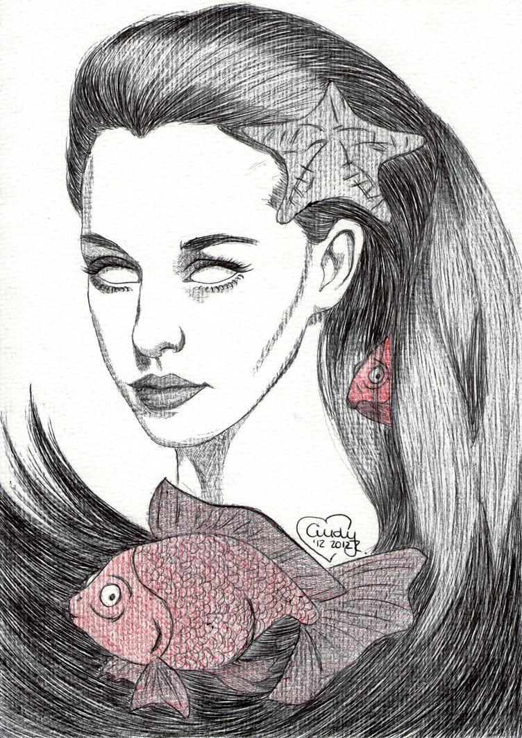 Weird Fish by Cindy-R
