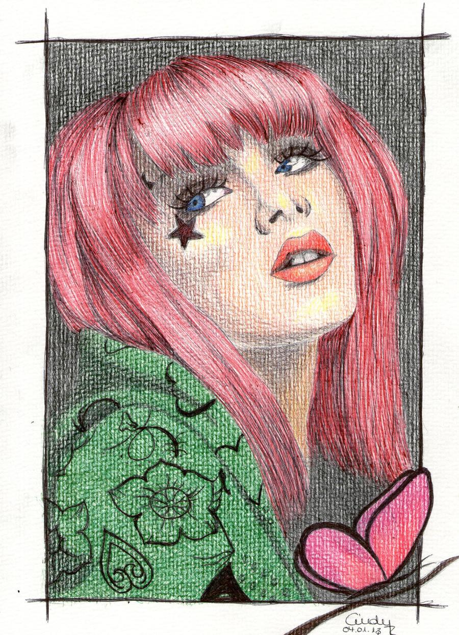 .:Redhead:. by Cindy-R