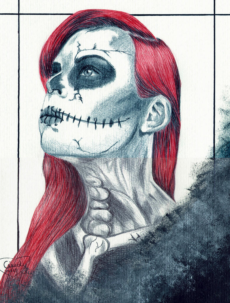 Zombie Girl by Cindy-R