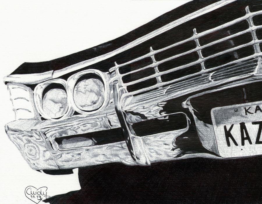 Impala by Cindy-R