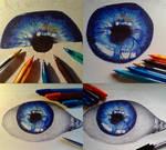 Ballpen Eye WIP