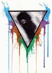 Triangle Eye: Panda