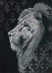 Ballpen Lion