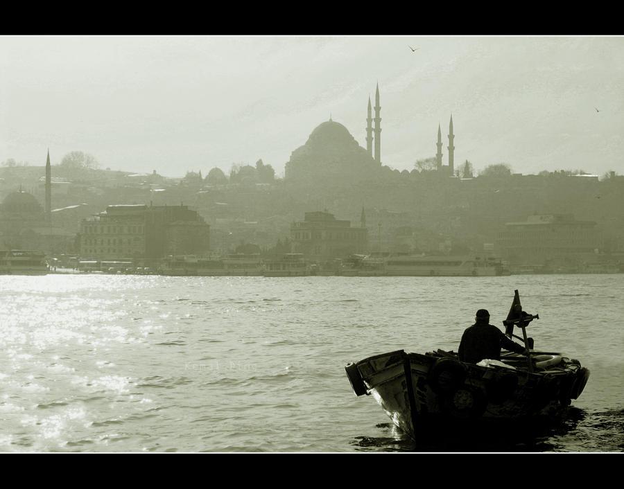 Suleymaniye Mosque  Istanbul by TuRKoo
