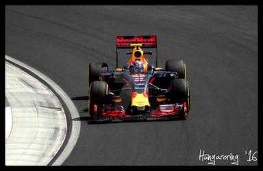 - Max Verstappen @ Hungaroring '16 -