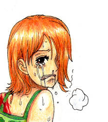 Nami's tears