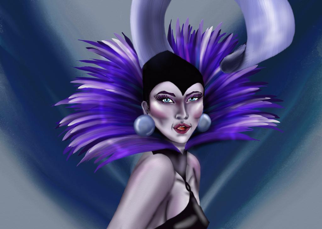 Yzma Before She Was Bad By Magik Llama On Deviantart
