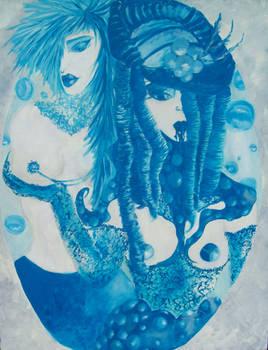 Lesbian Zodiac: Aquarius