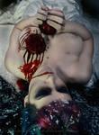 Neil Gaiman's snow white by vampireleniore