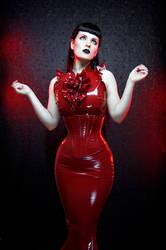 Jessica Rabbit by vampireleniore