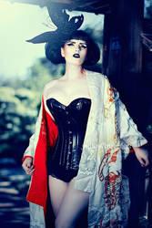 Featured In Gothesque Magazine Issue 20