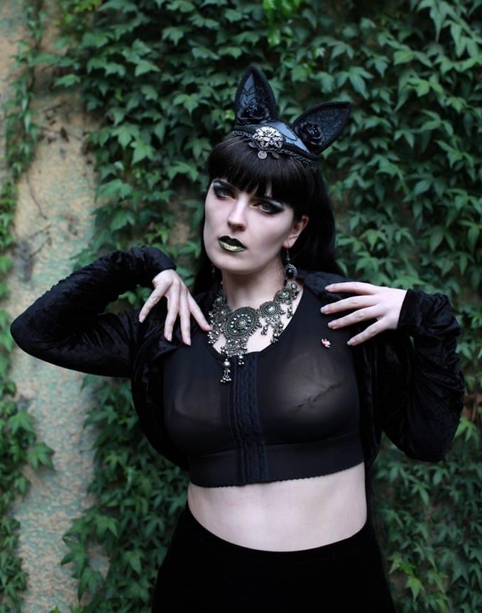 Post Mastectomy Kitten by vampireleniore