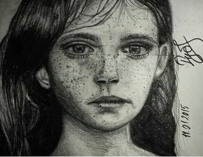 little girl by BloodyDary