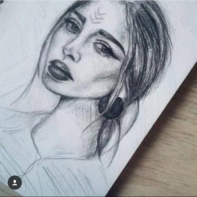 Ksenia Rein by BloodyDary