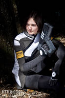 Shepard Casual Outfit Cosplay by hanaraad