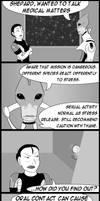 ME2: Hallucinations