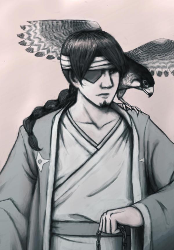 Shinobi by hanaraad