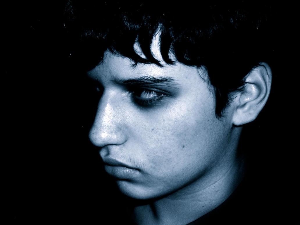 An Angry Teenage Vampire by nightdweller25