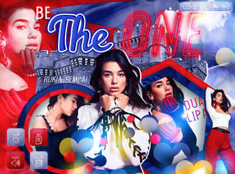 be the one//edit