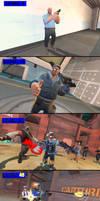 CommanderJonas RPG Character. Leveling up by commanderjonas