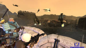 WW3000: Operation Frost-Burn by commanderjonas