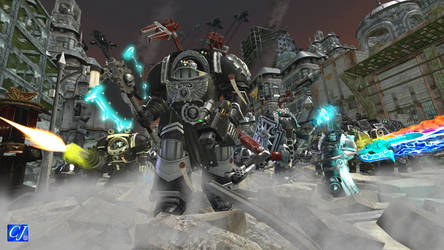 Warhammer 40K: Lords of Medusa
